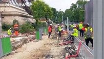 La Dame de Fer en habit de verre : en cas d'attentat à la Tour Eiffel