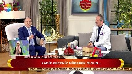 Prof. Dr. Mustafa Karataş İle Kadir Gecesi - 10 Haziran 2018