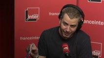 Patrick Mignon répond aux questions d'Ali Baddou