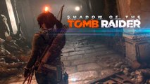 Extrait / Gameplay - Shadow of the Tomb Raider - Gameplay en infiltration E3 2018