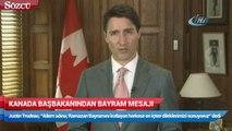 Kanada başbakanından bayram mesajı