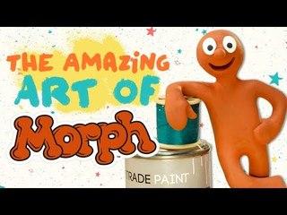 THE AMAZING ART OF MORPH