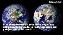Le noyau de notre planète est en train de grandir