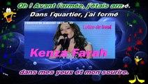 Kenza Farah & Sefyu - Lettre du front KARAOKE / INSTRUMENTAL