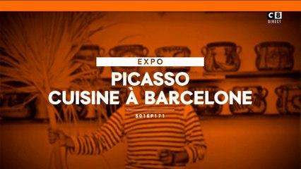 Picasso cuisine à Barcelone