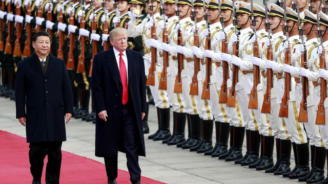 Trade War Talk Heats Up as Trump Officially Hits China With Tariffs