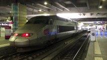 TGV 24000 ( TGV Atlantique ) - LGV Atlantique - Paris  Montparnasse