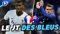 JT des Bleus : Paul Pogba au cœur du débat, le bad buzz d'Antoine Griezmann