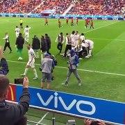 Gol de cabeza de Jose Maria Gimenez RESUMEN Egipto vs Urugua