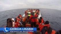 Sea-Watch: stop pressioni all'Europa sulla pelle dei migranti