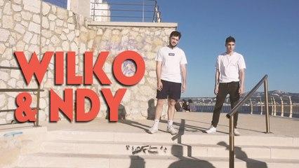 Wilko & Ndy - Versailles - Session (Marsatac 2018)