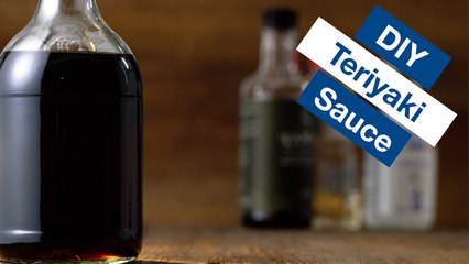 How To Make DIY Teriyaki Sauce Recipe