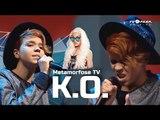 Kassyano canta K.O. de Pabllo Vittar no programa Metamorfose TV