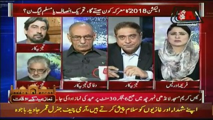 Tonight With Fareeha - 15th June 2018