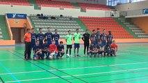 Championnat de France cadets de Futsal UNSS :  une belle 5e place pour Jacques Amyot