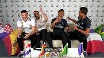 EA SPORTS FIFA | FIFA 18 World Cup | BRASIL Casemiro & Varane vs SPAIN Carvajal & Kovacic