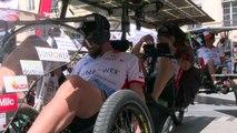 """""""Sun Trip"""": 13.000 km en vélo solaire sur la Route de la soie"""