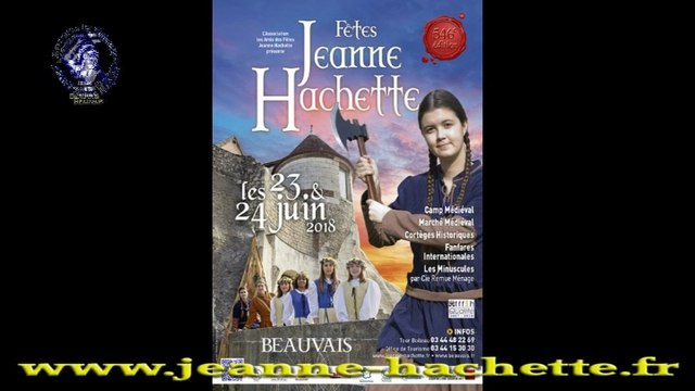Bande Annonce 546èmes Fêtes Jeanne Hachette