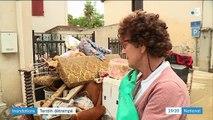 Inondations : la solidarité s'organise à Salies-de-Béarn