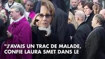 """Nathalie Baye """"en larmes"""" : Laura Smet raconte le visionnage éprouvant de leur premier court-métrage"""