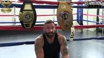 UBKB Luke Atkin Double Bare Knuckle Boxing Champion talks Bare Knuckle
