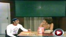 Os Trapalhões 1977 em que professora de ingles