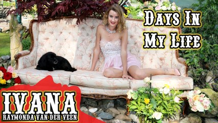 Ivana Raymonda - Days In My Life (Original Song & Official Music Video) 4k