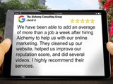 Alchemy Consulting Group Albuquerque 505-720-2647 Perfect 5 Star Review by Jacob Arrington