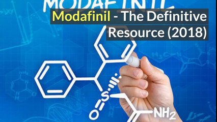 Modafinil - What you need to know