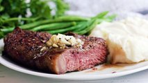Learn how to cook steak perfectly every single time with this easy to follow recipe.WAY MORE INFO: