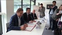L'ASSE disposera de la totalite de geoffroy guichard pendant 12 ans, le club paiera 1,6 million d'euros par an pendant 12 ans à Saint-Etienne Métropole.