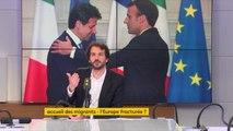 """#Aquarius """"La communauté de Corse a sauvé l'honneur de la France"""", pour le député #LFI  de Seine Saint-Denis Bastien Lachaud, qui estime que """"c'est une erreur coupable du gouvernement de ne pas avoir fait preuve du minimum d'humanité"""""""