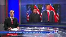 پرزیدنت ترامپ جمعه در پیام ویدئویی درباره دیدار با رهبر کره شمالی چه گفت