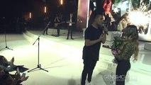 Johan le propone Matrimonio a Sofia en pleno concierto!