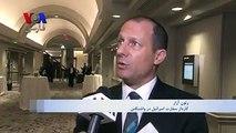 ♦️ ویدئو کوتاه - کاردار سفارت اسرائیل در واشنگتن: وقتی شرکتهای اروپایی ایران را ترک کنند، دولت ها هم می کنند