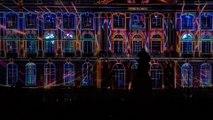 Nancy :  spectacle Les Rendez-vous Place Stanislas