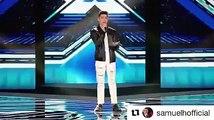 Os presento  amuelhoficial uno de mis dos concursantes de Factor X Tiene una voz INCREÍBLE y solo tiene 19 años!Muchos ya votaron por el, pero mientras adelan