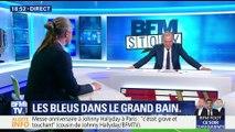 Coupe du monde: les Bleus sont dans le grand bain