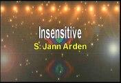 Jann Arden Insensitive Karaoke Version