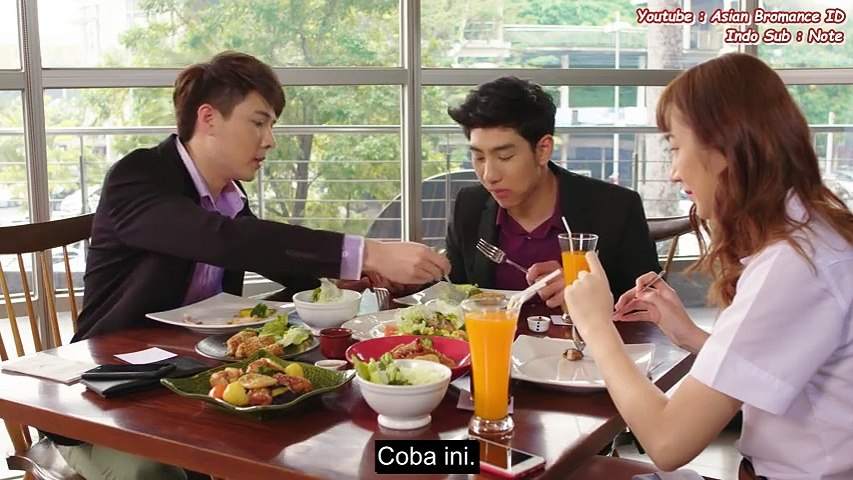 INDO SUB] Kiss Me Again The Series - EP 1 - video dailymotion