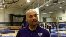 Bridgeport Coach Byron Knox 3-11-15
