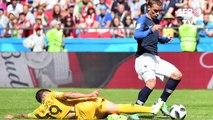 Mondial-2018: aidée par la vidéo, la France bat l'Australie