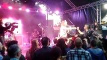 MOTHERSHIP - Live Bourlon 2017 (Stoner, heavy metal)