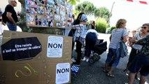 Allex / Drôme: les « pro migrants » dénoncent le « gâchis » de la fermeture du centre d'accueil