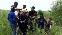 Les enfants de Crocogolf découvrent la biodiversité du Golf National