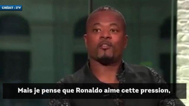 Patrice Evra compare CR7 et Lionel Messi