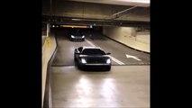 Une belle astuce pour ne pas payer le parking : avoir une Lamborghini