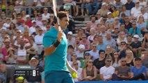 Stuttgart - Federer redevient n°1 mondial