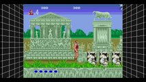 SEGA Genesis Classics Altered Beast Gameplay 1