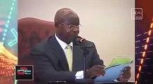 When Ugandan President talks sex...
